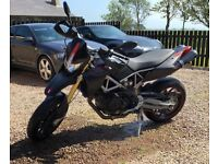 Aprilia supermoto 750cc