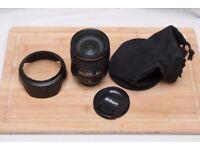 Nikon 24-120mm f4G ED VR Zoom Lens