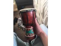 Lanzarote authentic drum, bought a few years ago