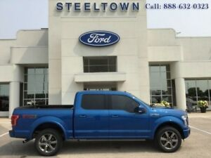 2016 Ford F-150 S/CREW 4X4 LEATHER/MOONRO  - Certified - $318.51