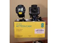 4GEE Action Cam: 3G or 4G coverage needed to live stream.