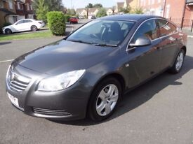 2011 Vauxhall Insignia 2.0 CDTi 16v Exclusiv 5dr DIESEL RECENT NEW CLUTCH LOOK!