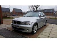 2005 BMW 1 Series, 2.0 Litre Petrol, Manual, 5 Door