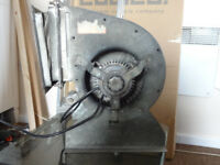 Double Inlet Centrifugal Extractor Fan Commercial Industrial (P Lemmens)