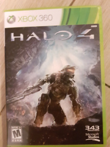Halo 4 for the XBOX 360