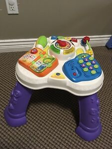 Vtech sit or stand Toy ($10)