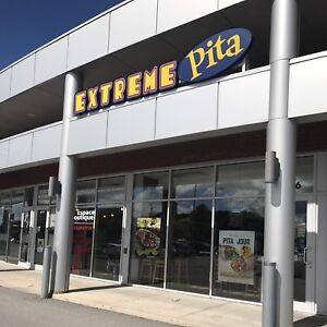 Restaurants à vendre / Franchise Extreme Pita