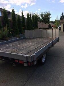 Utility, Snowmobile, Quad trailer