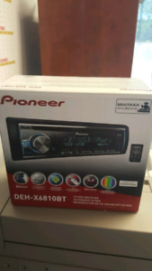 Pioneer Car Stereo - Brand  New