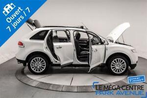 2013 Lincoln MKX AWD CUIR TOIT
