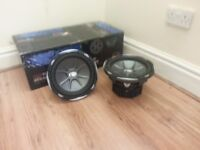 *2 cvx10 kickers subwoofer new in boxes