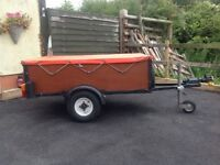 Camping/Utility trailer