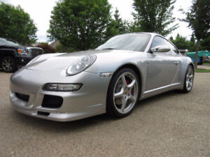 2006 Porsche 911 997 C4S Coupe Rare Factory GT3 Aero Kit!