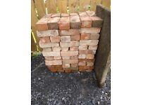 Original 1933 Belfast Bricks for sale (132 bricks)