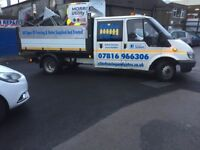 Ford transit crew cab tipper SWAP for recovery truck or lorry