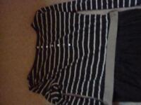 Smart maternity dresses/skirt size 8