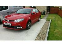 MG 6 1.8 TURBO 63 PLATE 2013 QUICK SALE