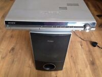 Sony Digital Amplifier and Speaker