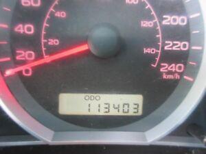 2011 Subaru Impreza 2,5i AWD Standard Transmission