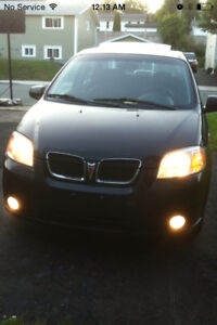GOOD DEAL ON A DEPENDABLE GAS SAVER.  08 PONTIAC WAVE.  $1600.