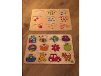 Wooden puzzles-2