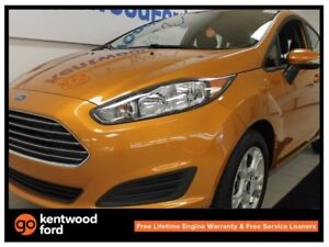 2016 Ford Fiesta SE hatch with heated seats. cinnamon spice and