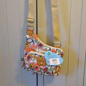 Lilly Bloom BNWT cross body bag