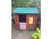 Fisherprice Log Cabin Playhouse