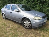 VAUXHALL ASTRA - CLEAN - RELIABLE - LONG MOT - BARGAIN
