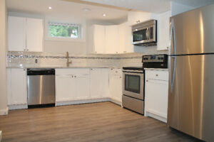 NEW! NEW! NEW!  3 bedroom BASEMENT SUITE in Lacombe Park