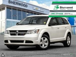 2013 Dodge Journey SE Plus One Owner Local Trade!!