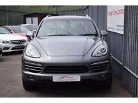 2013 Porsche Cayenne SUV 4wd 3.0TD 245 DPF SS EU5 TIP S Auto8 Diesel grey Automa