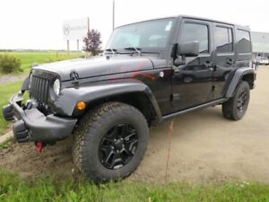 2016 Jeep Wrangler Sahara Unlimited 4X4