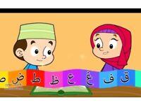 Arabic Quran teacher