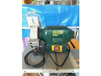 """Record Power 6"""" Bench Grinder"""