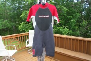 Mans Wetsuit --SeaDoo--size M