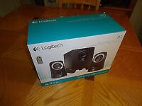 Logitech Z313 Speakers Brand New