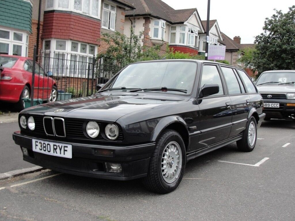 bmw e30 320i touring full service history in hounslow london gumtree. Black Bedroom Furniture Sets. Home Design Ideas
