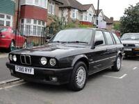 BMW E30 320i Touring Full Service History.