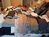 HUGE bundle of clothes