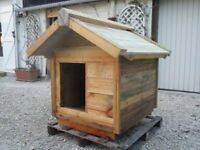 Custom built dog, rabbit, hen / chicken houses / huts