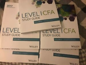 2017 Level 1 CFA STUDY GUIDE