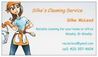 Silke's Cleaning Service