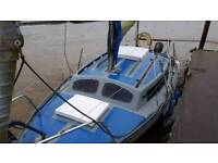 Boat For Sale (with Engine)