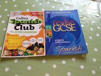 GCSE Spanish Revision Guides and CDs