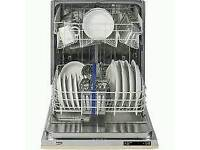New Integrated Dishwasher BEKO DIN15210