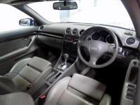 Audi A4 Cabriolet 2.5TDI CVT 2005MY Sport