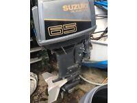 Picton Gts speed boat with Suzuki 65 engine