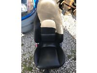 Mk5 2.5 leather car seats