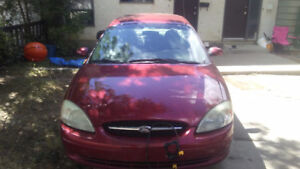 2001 Ford Taurus No Sedan